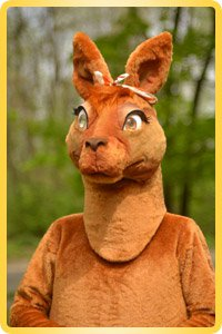 Fursuit Kangaroo