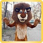 лев алекс кукла