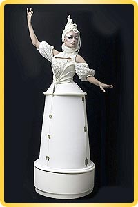 костюм Шахові королеви