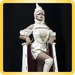костюм шахматної королеви