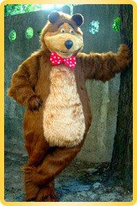 Ростовая кукла медведь купить