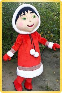 Ростовая кукла Эскимоска
