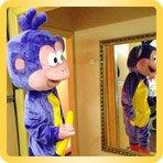 пошив костюм обезьянки