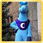 костюм для аниматора Пони