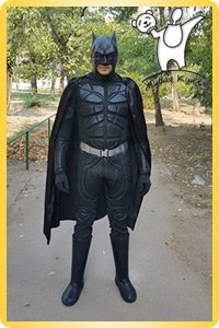 Костюм Бетмена дорослий