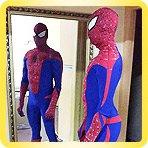 Костюм Человека паука взрослый